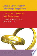 Asian Cross Border Marriage Migration