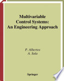 Multivariable Control Systems Book