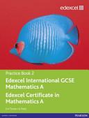 Edexcel IGSCE Mathematics A