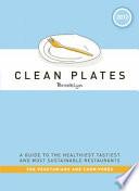 Clean Plates Brooklyn 2012