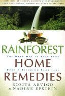 Rainforest Home Remedies