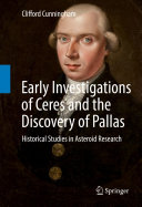 Early Investigations of Ceres and the Discovery of Pallas
