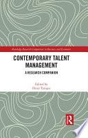 Contemporary Talent Management