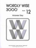 WORDLY WISE 3000 BOOK 12 Book