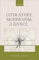 Literature  Modernism  and Dance