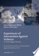 Experiences of Intervention Against Violence Book