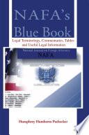 NAFA s Blue Book