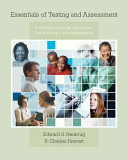 Essentials of Testing and Assessment Book
