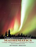Developmental Mathematics Plus MyMathLab Student Access Kit