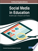 Social Media In Education Breakthroughs In Research And Practice