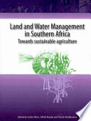 Land and Water Management in Southern Africa