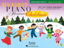 My First Piano Adventure Christmas - Book C