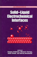 Solid liquid Electrochemical Interfaces