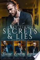 Secrets   Lies Box Set Books  1 3 Book