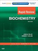 Rapid Review Biochemistry E-Book