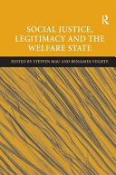 Social Justice, Legitimacy and the Welfare State - Seite 145