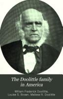 The Doolittle Family in America