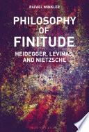 Philosophy of Finitude