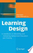 Learning Design
