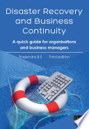 Disaster Recovery And Business Continuity Book PDF