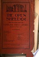 The Open Shelf Book PDF