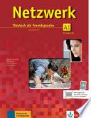 Netzwerk A1 - Kursbuch mit 2 Audio-CDs
