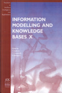 Information Modelling and Knowledge Bases X