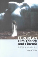 European Film Theory and Cinema Book