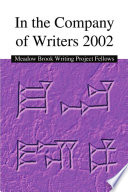 In The Company Of Writers 2002