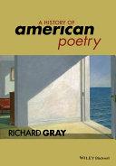 A History of American Poetry [Pdf/ePub] eBook