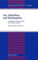 Art  Rebellion and Redemption