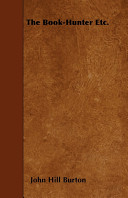 The Book-Hunter Etc. ebook