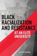 Black Racialization and Resistance at an Elite University Pdf/ePub eBook