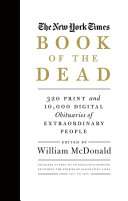 The New York Times Book of the Dead [Pdf/ePub] eBook