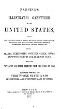 Fanning s Illustrated Gazetteer of the United States
