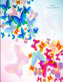Butterfly Composition Notebook