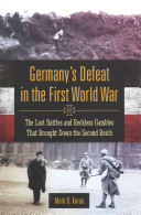 Germany s Defeat in the First World War