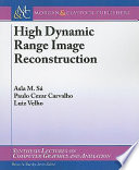 High Dynamic Range Image Reconstruction