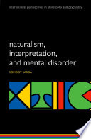 Naturalism Interpretation And Mental Disorder