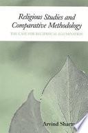 Religious Studies and Comparative Methodology