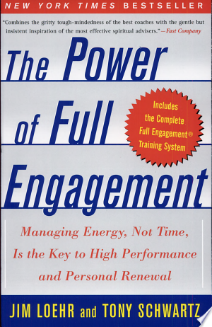 [FREE] Read The Power of Full Engagement Online PDF Books - Read Book Online