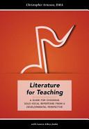 Literature for Teaching