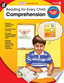 Comprehension, Grade 4
