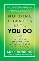 Nothing Changes Until You Do Pdf/ePub eBook