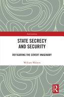 State Secrecy and Security Pdf/ePub eBook