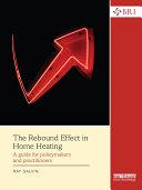 The Rebound Effect in Home Heating [Pdf/ePub] eBook