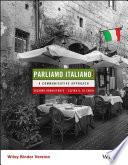 """Parliamo italiano!: A Communicative Approach"" by Suzanne Branciforte, Elvira G. Di Fabio"