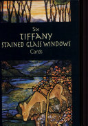Six Tiffany Stained Glass Windows Cards