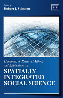 Handbook of Research Methods and Applications in Spatially Integrated Social Science