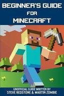 Beginner s Guide for Minecraft